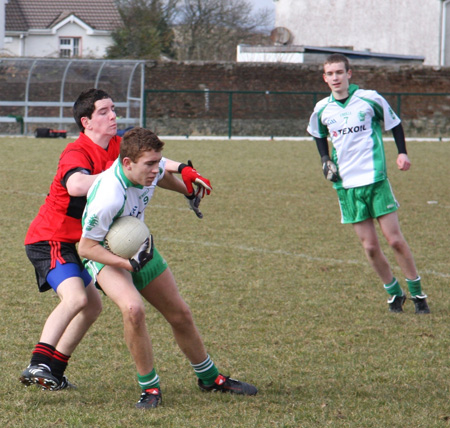 Action from Aodh Ruadh v Four Masters.