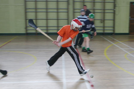 Action shot from Hurl-A-Thon 2009.