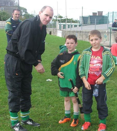 Third in the under 8 skills Aaron Neilan and Conor Foy.