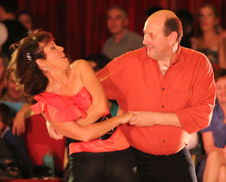 Scenes from Strictly Ballyshannon 2011.